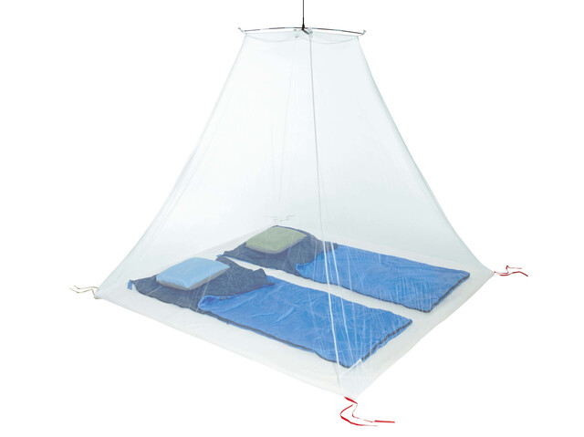 Cocoon Travel Mosquito Net Ultralight Double white | Gode